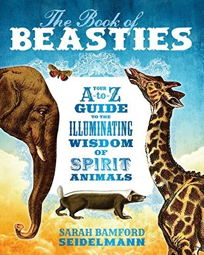 Retailing Insight Book Review The Book of Beasties - Sarah Bamford Seidelmann