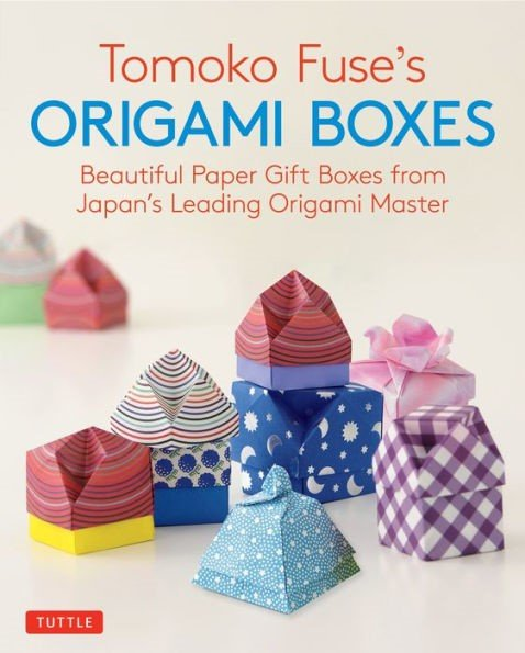 Retailing Insight Book Review Origami Boxes Tomoko Fuse