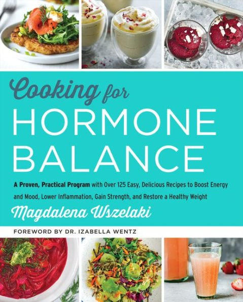 Retailing Insight Book Review Cooking For Hormone Balance - Magdalena Wszelaki