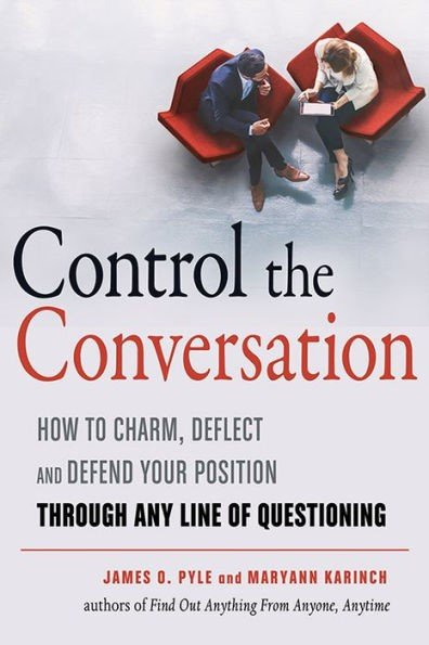 Book Review Control the conversation James O. Pyle