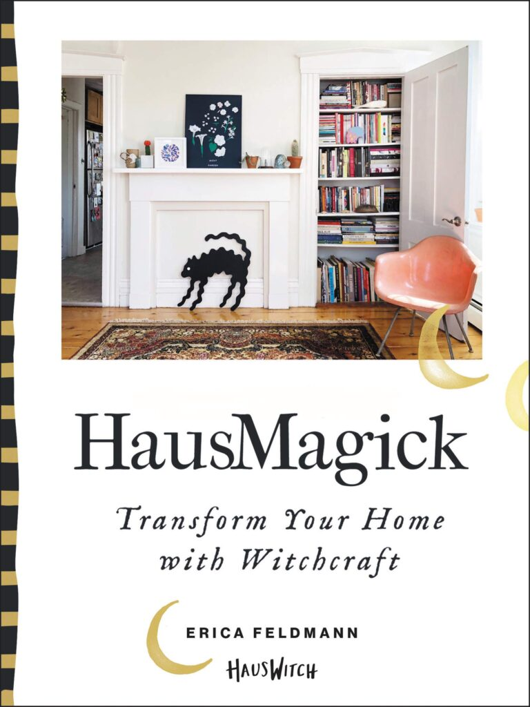 Book Review HausMagick Erica Feldmann