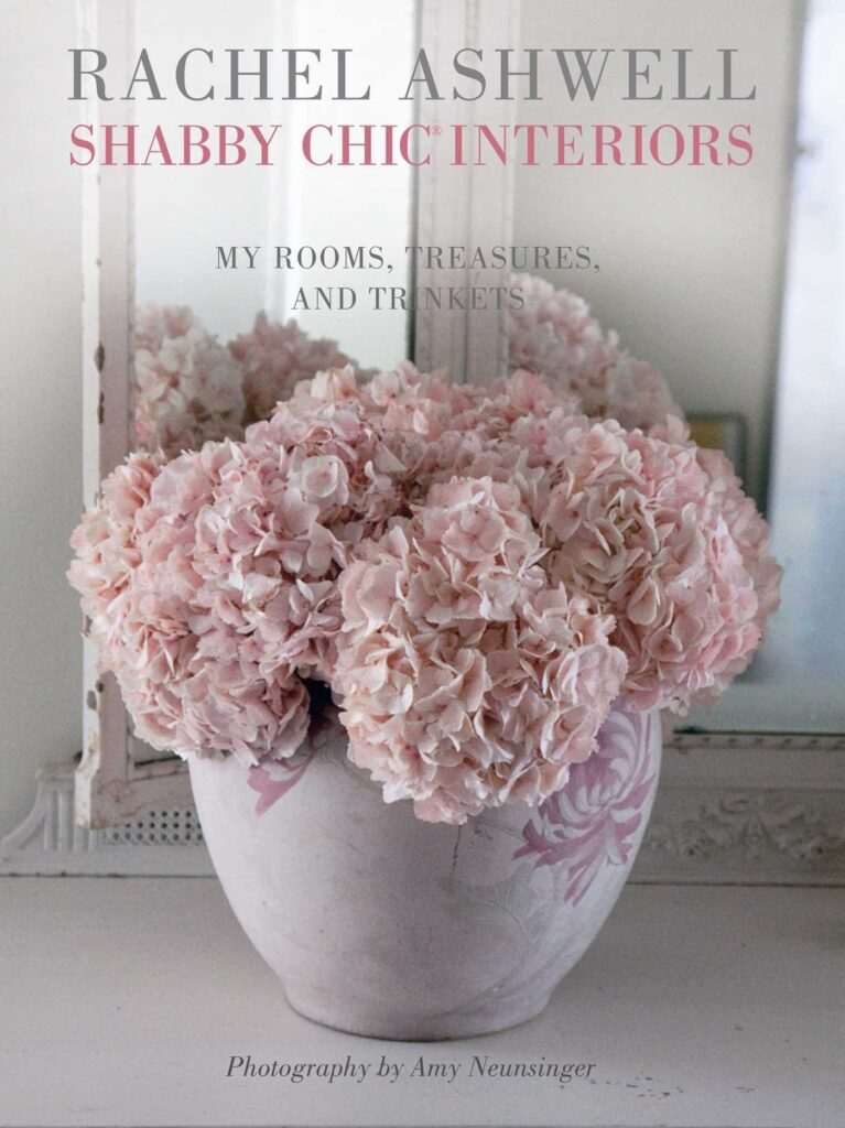 Book Review Shabby Chic Interiors Rachel Ashwell