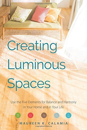 Book Review Creating Luminous Spaces Maureen K Calamia