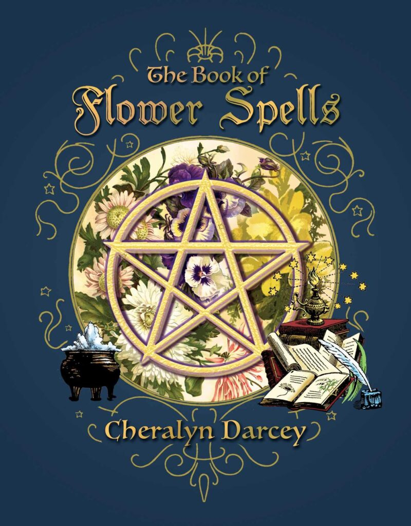 Book Review The Book of Flower Spells Cheralyn Darcey