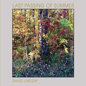 Album Review Last Passing of Summer David Lindsay