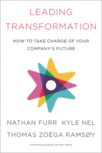 Book Review Leading Transformation Nathan Furr