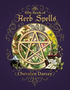 Book Review The Book of Herb spells Cheralyn Darcy
