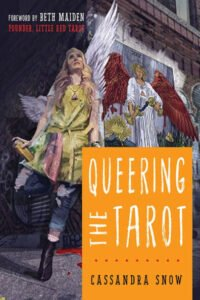 Book Review Queering the Tarot Cassandra Snow