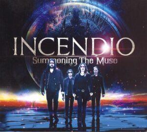 Album Review Summoning the Muse Incendio